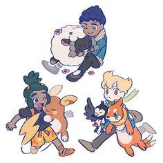 Hau Pokemon, Pokemon Manga, Pokemon Comics, Pokemon Fan Art, Cool Pokemon, Pokemon Sun, Pokemon Game Characters, Pokemon Games, Cute Pokemon Wallpaper