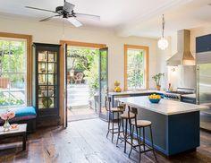 amazing. 6 drool-worthy celebrity kitchens on domino.com