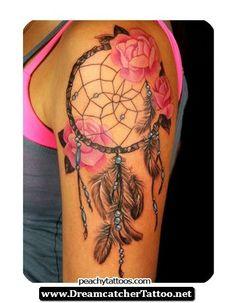 Native Dreamcatcher Tattoos 16 - http://dreamcatchertattoo.net/native-dreamcatcher-tattoos-16/