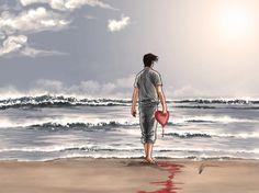 Te alejas de la gente   Siempre mantienes a la gente lejos, los tienes a una distancia prudente, y cuando sie ntes que las cosas se p...