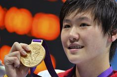 The big question is: Did China's sensational double gold medalist Ye Shiwen dope? http://ti.me/OC7sKk