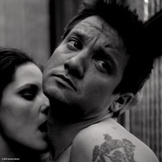"""Jeremy Renner on Twitter: """"Halloween is inching closer.  Ready for vampires."""""""