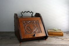Antiques Supply Antique Quality Victorian C1880 Inlaid Rosewood Coal Scuttle Box High Standard In Quality And Hygiene