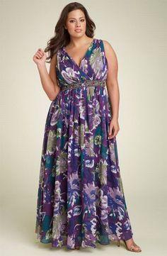 Plus Size Maxi Dresses for Women | Plus Size Maxi Dresses for Women