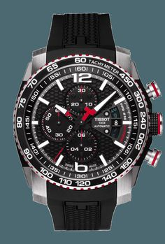 Official Tissot Website - Collections - T-Sport - The Tissot PRS 516 Extreme men's watch is a modern take on the famous gentlemen's Tissot PR 516 timepiece legend of the 1960s.