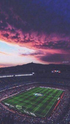 Football in Night iPhone Wallpaper - iPhone Wallpapers Football Stadium Wallpaper, Football Wallpaper Iphone, Soccer Stadium, Football Stadiums, Manchester United Wallpapers Iphone, Liverpool Wallpapers, Lionel Messi Wallpapers, Fc Barcelona Wallpapers, Real Madrid Wallpapers