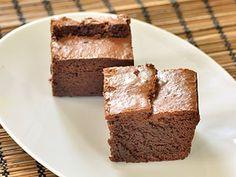 nejmenší plech 3 vaja Brownies