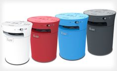 Todays Special – iLuv MobiCup Bluetooth Speaker $39 – 51% Off.  (Hurry this deal ends on 12/01/12).