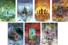 Las Crónicas de Narnia es una saga de siete libros creada por el autor irlandés C.S. Lewis entre 1950 y 1956. En ella, los cuatro hermanos Pevensie llegan a través de un armario al mundo mágico de Narnia. De los siete libros sólo dos han sido adaptados, de momento, al cine