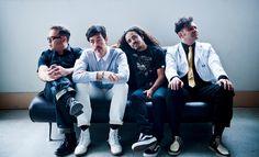 La banda más importante del rock latinoamericano, Café Tacvba, regresa a los escenarios de la capital mexicana como parte de su lanzamiento.