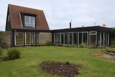 1960s three-bedroom modernist property in Beadnell, Northumberlan in need of renovation