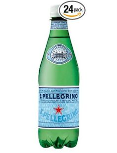 San Pellegrino 500ml Pet, 16.9-Ounce (Pack of 24) for $45