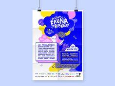 Fauna Primavera Festival / 2016 / POSTER