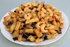 Buena cocina mediterranea: Calamares del campo