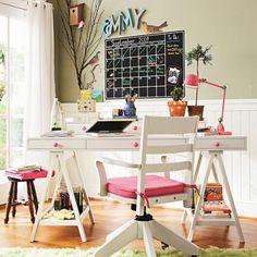Beautiful Desk Ideas for Girls