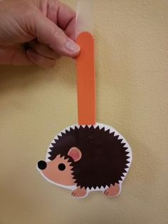 For my burrowing animals storytime this week I did not have a craft. Since there was no craft I still wanted to send the kids home with something fun to show off what we learned in storytime. So, I made little hedgehogs that we all sang a song with! I just found a clip-art of … … Continue reading →