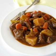 beef stew -