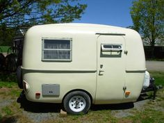 1973 Eco Egg 13 Foot Fiberglass Travel Trailer 3250 Tct Classifieds For Sale Pinterest