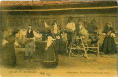 Mondariz - festa en Pias