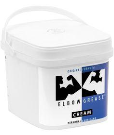 Elbow Grease Original Cream Pail - 64 Oz. Funtimes209