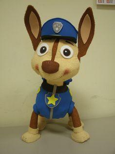 Policia de la Patrulla canina