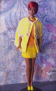 25a1e3b4e7f9 Die 224 besten Bilder von Barbie 70s in 2019   Barbie dolls, Vintage ...