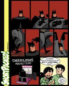 """""""Batman DDR"""" by David Willis"""