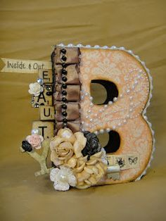 MslibertyCreations - altered letter
