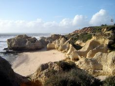 Praia do Lourenco Algarve Portugal - photo: Robert Bovington  #Algarve #Portugal  http://bovingtonbitsandblogs.blogspot.com.es/