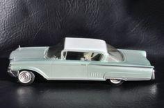 1960 Mercury Park Lane 2 Door Ht promo model