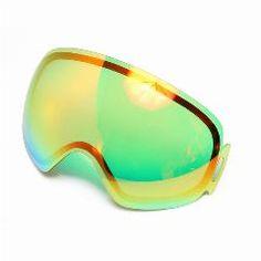 [ 25% OFF ] Nandn Professional Exchengeable Lens Night Vision Graced Lens Big Spherical Men Women Snowboard Ski Goggles Lens For Ng4
