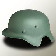 German WWII Luftwaffe Flak Helmet
