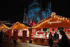 Final de ano na França: Mercado de Natal de Estrasburgo (Strasbourg)