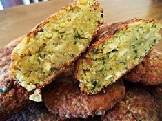 Ρεβυθοκεφτεδες! ΥΛΙΚΑ 2 κούπες ρεβύθια 1 μεγάλη πατάτα ξεφλουδισμένη,βρασμένη και λιωμένη 4 κρεμμυδάκια χλωρά ψιλοκομμένα ή 2 ξερά μαιντανο άνηθο αλάτι πιπέρι κύμινο ρίγανη 1-2 σκελ.σκόρδο τριμμένες αλεύρι για το τηγάνισμα λάδι για το τηγάνισμα ΕΚΤΕΛΕΣΗ Μουλιάζουμε από βραδύς τα ρεβύθια με 1 κ.γ αλάτι.Την επομένη τα ξεπλένουμε και τα