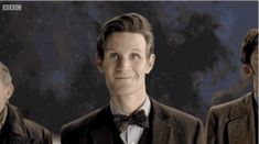 """Yes.   The Internet Has Feelings About """"The Day Of The Doctor""""  (.gif)"""