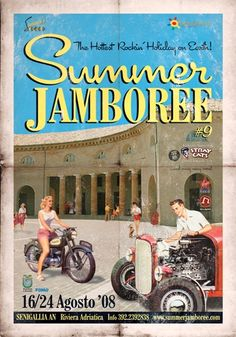 Summer Jamoboree