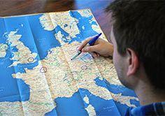Rick Steves: How to Plan a European Itinerary - SmarterTravel.com