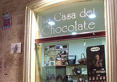 Cádiz: Schokolade aus dem Casa del Chocolate
