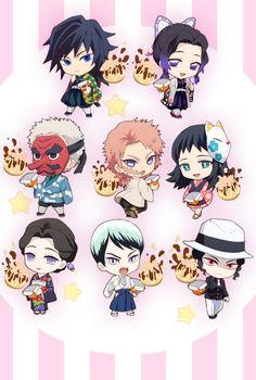Read Demon Slayer / KimetsuNoYaiba-Online Best Manga Online in High Quality Anime Kawaii, Anime Chibi, Anime Manga, Anime Art, Demon Slayer, Slayer Anime, Cute Anime Pics, Awesome Anime, Anime Figures