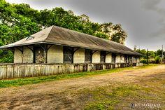 Old Train Depot~Florence~Alabama