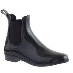 J.Crew - Chelsea rain boots