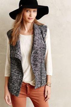 Elevenses Stone Trade Vest