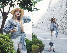 Get this look: http://lb.nu/look/8748905  More looks by Olga Choi: http://lb.nu/choiolga  #elegant #romantic #street