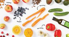 Produce on a white background Imperfect Produce, Pinterest For Business, How To Make Money, Im Not Perfect, Ethnic Recipes, Pinterest Pinterest, Trends, Content, Carousel