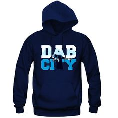 ad5de0814 Dab City Carolina Panthers Hoodie Sports Clothing