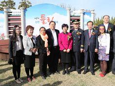 신안군 튤립축제에 중국 대흥구 초청 자매결연 체결