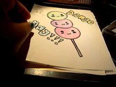 cute kawaii drawings + ASMR