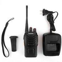 BaoFeng BF-888S 5W Cheap Digital Walkie Talkie Handheld With 400-470MHz UHF Interphone Intercom Transceiver