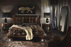 Giorgio Luna Bedroom L cal King Bed 833