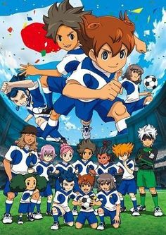 So I just finised my IE marathon with the last episode of Inazuma eleven go galaxy, WHAT AM I GOING TO DO WITH MY LIFE NOWW? ;-;